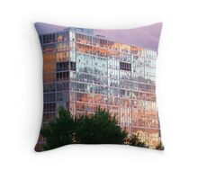 Saturday Spectacular Throw Pillow
