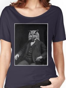 Owl Inventor Women's Relaxed Fit T-Shirt