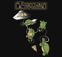Turtles In Space by manikx