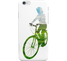 Green Transport 3 iPhone Case/Skin