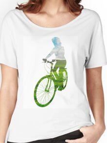 Green Transport 3 Women's Relaxed Fit T-Shirt