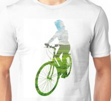 Green Transport 3 Unisex T-Shirt