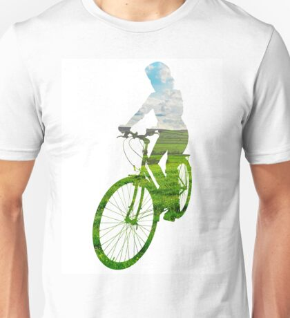 Green Transport 3 Unisex T-Shirt