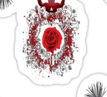 IrisAngelica-The Language Of Flowers  Sticker