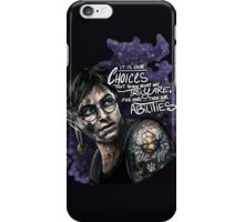 Harry Potter - It's our choices iPhone Case/Skin