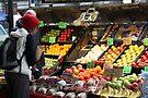 Cherries ... $25 per kilo!!! by Ell-on-Wheels