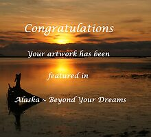 Alaska ~ Beyond Your Dreams Feature Banner Challenge by akaurora