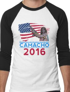 Camacho 2016 Men's Baseball ¾ T-Shirt