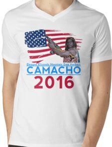 Camacho 2016 Mens V-Neck T-Shirt