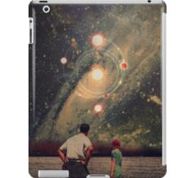 Light Explosions In Our Sky iPad Case/Skin