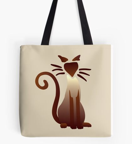 Sleek Sam Tote Bag