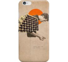 Wait For Me iPhone Case/Skin