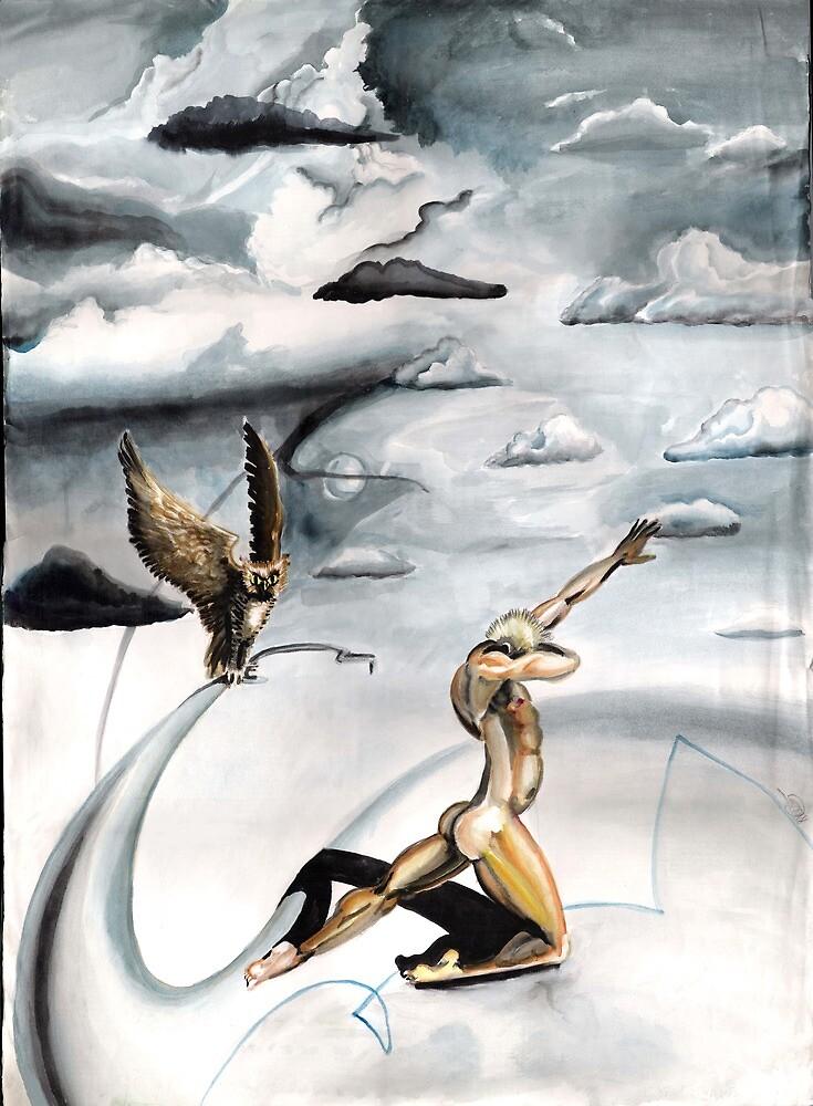 Grey Skies by Davol White