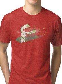 Terriermon Tri-blend T-Shirt