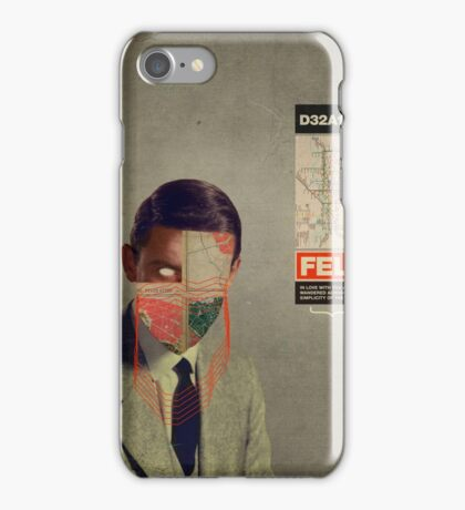 Fell iPhone Case/Skin
