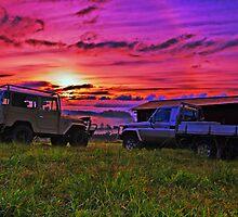 Velvia Sunrise  by ShonkyPeterson