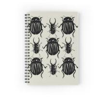beetle bugs Spiral Notebook