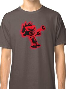 Spaceman Spiff - Red and Black Classic T-Shirt