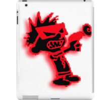 Spaceman Spiff - Red and Black iPad Case/Skin