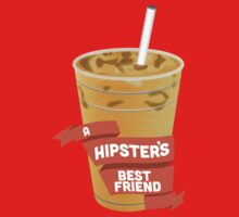 A Hipster's Best Friend One Piece - Short Sleeve