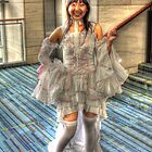 Painted Lolita by Okeesworld