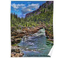 Kootenai River - The River Wild Poster