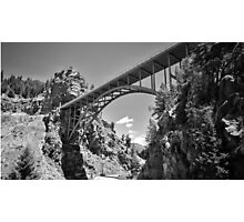 Red Cliff Bridge Photographic Print