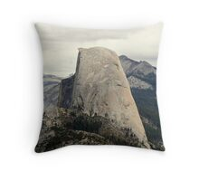 """Half Dome"" Throw Pillow"