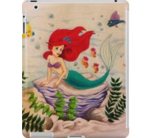 Little Mermaid Big Dreams iPad Case/Skin