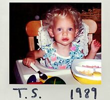 1989 Taylor Swift Baby by slimpow