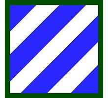 3rd Infantry Division (United States) Photographic Print