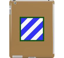3rd Infantry Division (United States) iPad Case/Skin