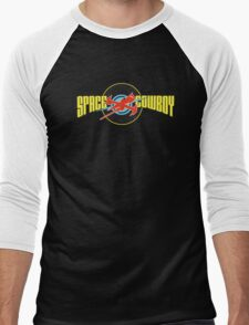 Space Cowboy Men's Baseball ¾ T-Shirt