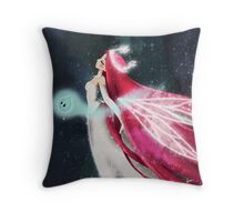 Child of Light - Aurora (Sky) Throw Pillow