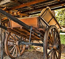 Wagon Wheels...... by Gordon Pressley