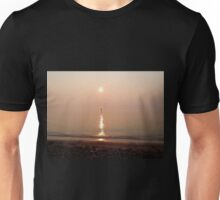 Aligned with the Setting Sun Unisex T-Shirt