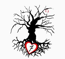 7 of hearts tree Unisex T-Shirt