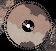 """""""WOODSY"""" Vista Vinyl Sticker"""
