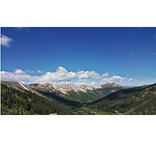Independence Pass #1 Photographic Print