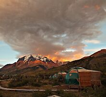 Torres Del Paine Eco-Camp by Janette Rodgers