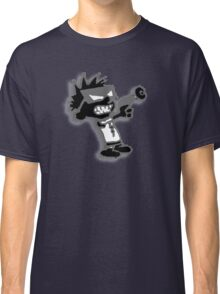 Spaceman Spiff - Black and Grey Classic T-Shirt