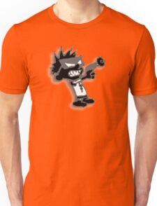 Spaceman Spiff - Black and Grey Unisex T-Shirt