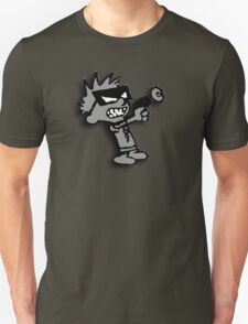 Spaceman Spiff - Greyscale T-Shirt