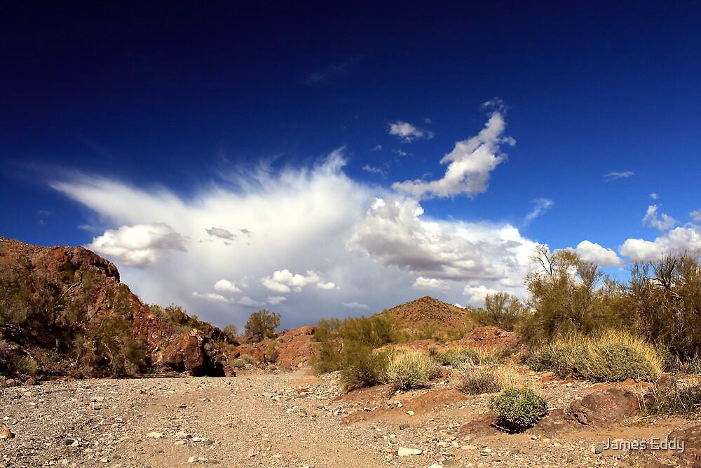 Arizona Clouds by James Eddy
