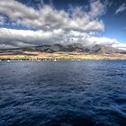 Maui HDR from a boat by calgecko