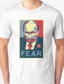 Russian President Vladimir Putin - Fear T-Shirt