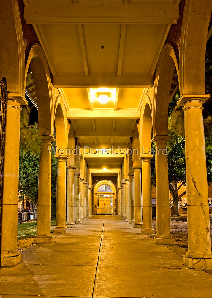 Adelaide Arches by Wendi Donaldson Laird