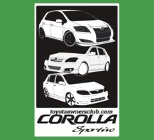 corolla toyota owners club by zentari