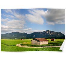 Countryside. Germany. 08. Poster