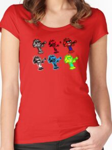 Spiffy Warhol Women's Fitted Scoop T-Shirt